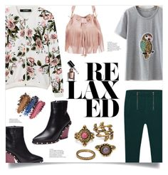 """""""Casual"""" by mahafromkailash ❤ liked on Polyvore featuring Bobbi Brown Cosmetics"""