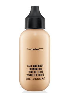 8 waterproof and sweat-proof makeup picks for summer - From the pool to a summer wedding, melting makeup just won't do. We share our favourite waterproof and sweat-proof picks for looking your best despite the heat. Featured product: M.A.C Cosmetics Face and Body Foundation in N1.