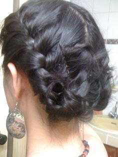 french side braids