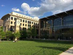 Georgetown University Law Center in Washington, DC