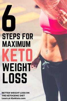 What is Optimal Ketosis? 6 Easy Steps For Faster Keto Weight Loss ! What is Optimal Ketosis? 6 Easy Steps For Faster Keto Weight Loss ! Fast Weight Loss, Weight Loss Plans, Weight Loss Tips, Losing Weight, Fat Fast, Weight Gain, Menu Dieta, Starting Keto Diet, Ketosis Diet
