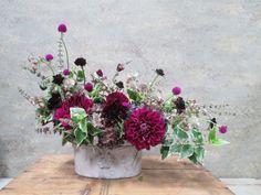 Best of the Season, at Market Right Now… September Boho Flowers, Faux Flowers, Fresh Flowers, Flower Arrangements Simple, Flower Vases, Floral Artwork, Burgundy Flowers, Floral Designs, County Fair