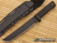 Cold Steel Recon Tanto Black Blade