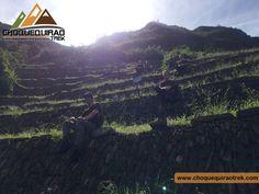 Choquequirao Trek Classic 4 Days CHOQUEQUIRAO TREK IMPERIAL ITINERARY: Day 1: Cusco – Cachora – Chiquisca Day 2: Chiquisca – Playa Rosalina – Marampata – Choquequirao Day 3: Choquequirao – San Ignacio – Carmen Day 4: Carmen – Tambo bamba – Huanipaca Contacs: www.choquequiraotrek.com/contac.php Web site: www.choquequiraotrek.com/