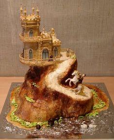 Creative+Cake+Designs | 35 Creative Wedding cake designs | Curious, Funny Photos / Pictures