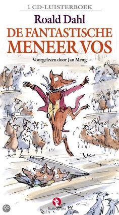 bol.com | De Fantastische Meneer Vos, Roald Dahl | Boeken