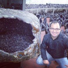 Con las Piedras Preciosas de Artigas las Amatistas... Hermosas!! #estilodevida #internetmarketet #welingtondesosa www.welingtondesosa.com