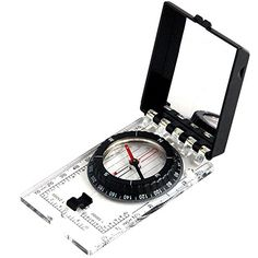 Ueasy Light Weight and Portable Baseplate Ruler Map Scale Compass Scouts Camping Hiking Orienteering Camping Scouts Baseplate Map Compass Ruler survial Navigation >>> Continue to the product at the image link. Note:It is Affiliate Link to Amazon.