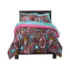 target.com Xhilaration® Bohemian Paisley Comforter Set Quick Information