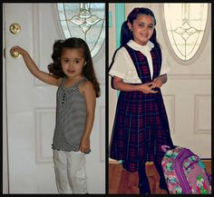 HerMamas: First Day of School Memories