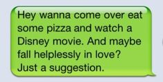 I would marry the man that sent me this text. One day... sigh.