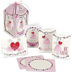 Fairy Fun Valentine's Cards