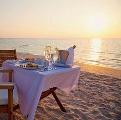 Private dinner for two at Azura Benguerra
