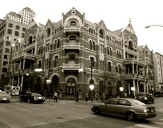 Driskill Hotel Downtown Austin, South By Southwest 2012, SXSW by Real TV Films, via Flickr