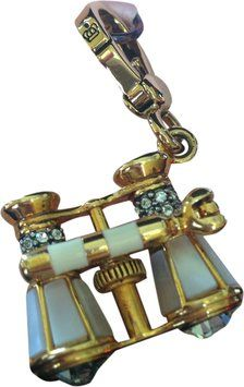 Juicy Couture Opera Glasses Charm