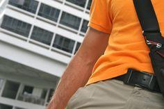 KASPARI 5.45 #carbonfiber buckle #leatherbelt #interlace #menfashion