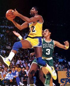 Magic - LA Lakers