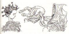 edge chronicle illustrations - Google Search