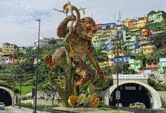 monumento de guayaquil ecuador - Mono Machin