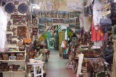 Guamilito Market in San Pedro Sula Honduras