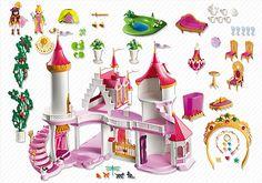 Prinsessenkasteel - PLAYMOBIL® Nederland