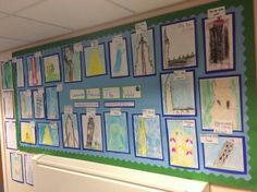Art/geography display