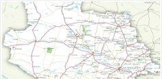 A Downloadable Map + Google = Fruit Picking Jobs in Riverina, Australia
