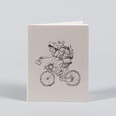 Luca Coppola - Bike. -Sketchbook - 5€