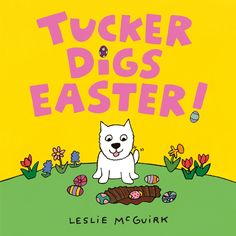 Tucker loves spring, when there's plenty of soft dirt for digging holes to bury his bones and toys. When the Easter Bunny notices Tucker's excellent digging skills, he asks the pup for help hiding this year's Easter eggs. But Tucker is so good at his job that the eggs are impossible for the children to find! Luckily for them, there's a little terrier nearby who knows just where to look! 9780763685362 / 2-5 yrs