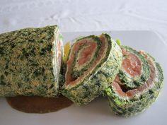 Spinat-Lachs-Rolle, ein sehr schönes Rezept aus der Kategorie Käse. Bewertungen: 7. Durchschnitt: Ø 4,4.