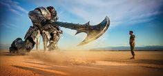 New Transformers: The Last Knight Still Featuring Megatron - Transformers News - TFW2005