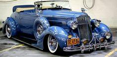 Packard - Better than a Cadillac Vintage Cars, Antique Cars, Porche 911, Automobile, Auto Retro, Classy Cars, Cabriolet, Chevrolet Bel Air, Us Cars