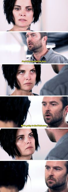 "Kurt ""the supportive husband"" #Jeller #Blindspot #Season2 #2x10"