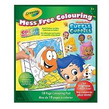 Crayola - ColorWonder - Bubble Guppies
