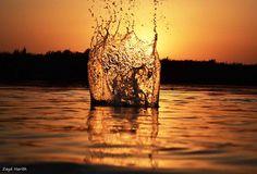 تصوير زيد حارث نهر دجله