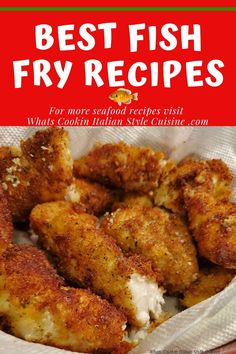 If you want to cook fresh fish in a delicious way, there are 7 simple ones though - Food House Breaded Fish Recipe, Fish Batter Recipe, Fried Fish Recipes, Fish Fry Mix Recipe, Best Fried Fish Recipe, Catfish Recipes, Fish Dishes, Seafood Dishes, Seafood Recipes