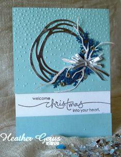 CC642 Guest Designer Sample- Heather's card