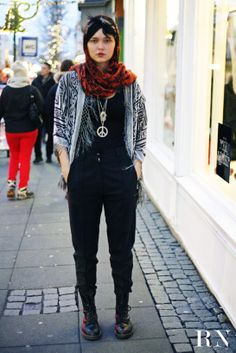 Iceland blog/ Islandblog  - Reykjavík street style/ Isländische Mode