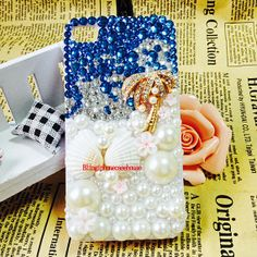 Bling iphone case  iPhone5 case iphone 4 by blingiphonecasehouse
