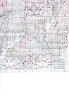 chicas tengo muchos patrones d punto d cruz (pág. 31) | Aprender manualidades es facilisimo.com