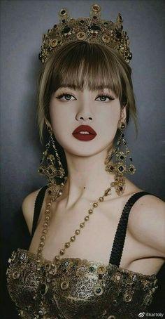 ❤️BLACKPİNK LİSA💖 Blackpink Lisa, Kim Jennie, Looks Party, Blackpink Poster, Lisa Blackpink Wallpaper, Wallpaper Lockscreen, Mode Kpop, Ellie Saab, Kim Jisoo