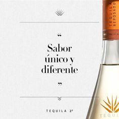 """""""Sabor único y diferente"""" - #Tequila29"""