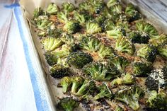 Lemon Roasted Spicy Broccoli   Ruled Me