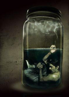 Digital art created inspired by water - Web Picks #2 : WATER