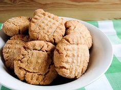 receta: galletas de mantequilla de cacahuete