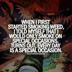 30 Funny Things About Weed You Can Relate To - Stoner Motivation Stoner Quotes, Weed Quotes, Weed Memes, Weed Humor, Funny Memes, Stoner Humor, Puff And Pass, Smoke Weed, Stoner Girl
