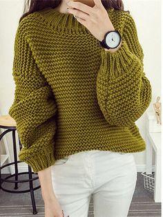 Cali Oversized Knit Sweater