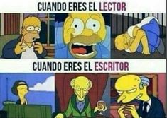Read [Odiar libros] from the story Memes Wattpad y lectores. by (Son Pares with reads. I Love Books, My Books, All About Me Book, Im Happy For You, I'm Happy, S Videos, Spanish Memes, Geek Humor, Book Memes