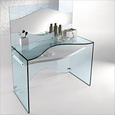glastisch in den maßen 125 x 75 cm, neupreis betrug 540,00 euro ... - Glastisch Design Karim Rashid Tonelli