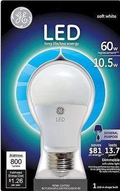 Sharing GE's newest LEDs @GELighting #HouseaHome |Happily Blended